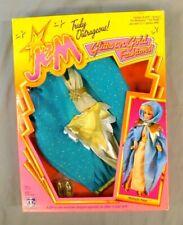 Jem Glitter N Gold Fashions Midnight Magic 1986 Sealed Hasbro