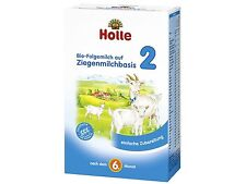 Holle Organic Goat Milk Stage 2  (400g) FAST SHIPPING. Expires 07/30/2019