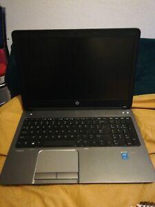 HP ProBook 650 G1 i5 4210M 4GB RAM 128GB SSD Windows 7 Pro Laptop