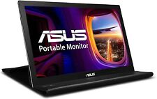 "ASUS MB169B+ 15.6"" Full HD Widescreen 1920x1080 IPS USB Portable Monitor"