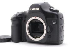 【Near Mint】Canon EOS 5D 12.8 MP Digital SLR Camera Black Body From Japan #1056
