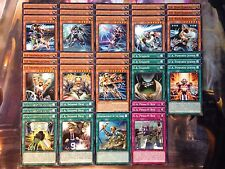Yugioh Tournament Ready to Play 40 Card U.A. Ultra Athlete Deck Midfielder NM