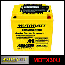BATTERIA [MOTOBATT] MBTX30U = YB30LB / YIX30L (12 V. / 32 A.) SIGILLATA ATTIVATA