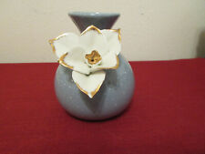 Stunning Anthropologie Ceramic Gardenia Vase