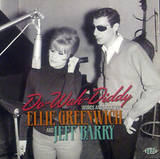 CD ELLIE GREEWICH & JEFF BARRY - wah--diddy, mots and musique par