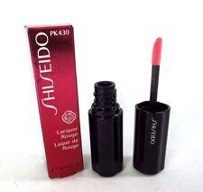 Shiseido Lacquer Rouge ~ PK 430 ~ .2 oz / 6 ml ~ BNIB