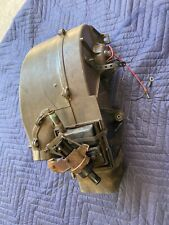 1972 Citroen DS 21  heater fan / blower piece  heater core