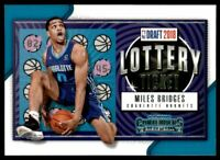 2018-19 Panini Contenders Lottery Ticket Retail #12 Miles Bridges