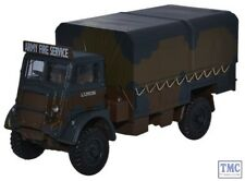 76QLD001 Oxford Diecast Bedford QLD Army Fire Service 1/76 Scale OO Gauge