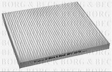 BFC1078 BORG & BECK CABIN POLLEN FILTER fits Hyundai Genesis,Kia Carens II