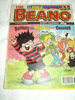 UK Comic Beano issue 2926 August 15th 1998
