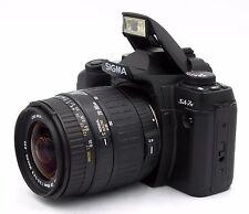 Sigma SA-7N 35mm Camera with 28-80mm f/3.5-5.6 II Zoom Lens & Data Back