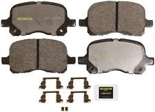 Disc Brake Pad Set-Total Solution Ceramic Brake Pads Front Monroe CX741