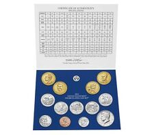 2016 P US Mint Uncirculated Coin Set 13 Coins PHILADELPHIA Mint w/ COA