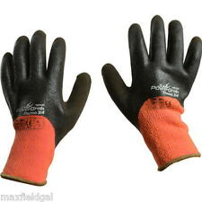 New TWO (2)Pair Power grab thermo freezer gloves multi purpose refrigerated area
