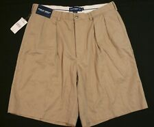 Polo Golf Ralph Lauren Mens Size 36 Tan Pleated Classic Golf Shorts NWT