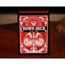 Mazzo di carte The Crown Deck (Rosso) from The Blue Crown - Carte da gioco