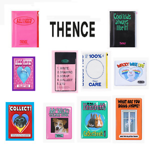 Thence Hard Cover Note_Record Stationery Paper Design Studio Book Album Collect