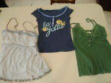 2 Sleeveless 1 T Shirt Hollister Junior Medium