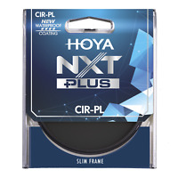 Hoya NXT Plus Circular Polarizer - Polished Clear Glass - Water Proof Top-Coat