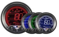 ProSport Evo 85 mm LCD Velocímetro 0-200 mph/km/h 4 color con pico y advertencia