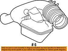 FORD OEM 11-14 F-150 5.0L-V8 Air Cleaner Intake-Box Housing Assy BL3Z9B659A