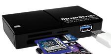 Delkin USB 3.0 CFAST Multi-Slot Lector