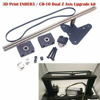 3D Printe ENDER 3 Dual Z Axis Upgrade Kit Single Motor Dual Z Axis Pulley