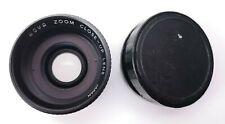 Hoya Zoom Close-Up Lens Japan metal thread smooth zooming