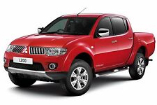 MITSUBISHI L200 2.5 D 4X4 ENGINE CODE 4D56 ENGINE SUPPLY AND FIT £1495 WARRANTY