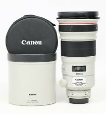 Canon EF 300mm f/2.8 II IS L USM Lens Mint Minus