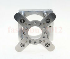 100mm Steel Automatic Fixture Clamp Plate Device for CNC 3KW/4KW Spindle Motors