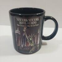NEW YORK  NEW  YORK  Hotel & Casino LAS  VEGAS  COFFEE MUG