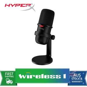 Kingston HyperX SoloCast USB Gaming Microphone