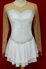Kim Competition Ice Skating Roller Skating Dress Adult Small