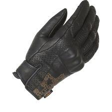 Furygan Astral D3O Ladies Leather Motorcycle Gloves Lady Short Street Motorbike