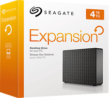 HARD DISK ESTERNO 3,5 SEAGATE STEB4000200 EXPANSION 4TB DESKTOP EXT BLACK