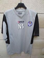 Maillot porté TOULOUSE TFC entrainement training shirt LOTTO vintage NS football