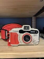 Canon Sure Shot Wp-1 35mm Underwater Film Camera Excellent With Case