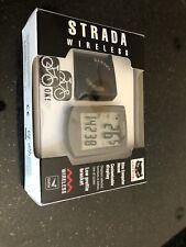 New In Box Cat Eye Strada Wireless Bike Bicycle Cycling Computer CC-RD300W