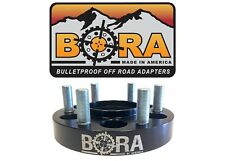 """1.75"""" BORA Wheel Spacers for Toyota Tundra (2000-2006, 2 Spacers) USA Made"""