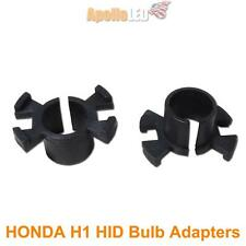 2pcs H1 HID Bulbs Adapters Holders For Honda Prelude CR-V Acura RSX RL #AT7