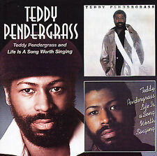 Teddy pendergrass - life Is a Song Worth Singing/teddy Penergrass-New Cd