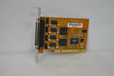 EXSYS SERIAL RS-232 PCI CARD 4 PORT  EX-41054 (S9-1-2a)