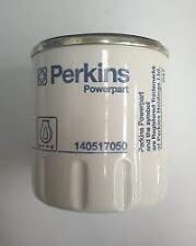 Genuine PERKINS Engine Oil Filter x3 - 140517050
