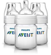 Philips Avent CLASSIC PLUS125 / 260ml Twin Triple Packs Baby Feeding Bottles