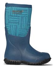 BOGS Kids Range Weave Boot Legion Blue Size 7