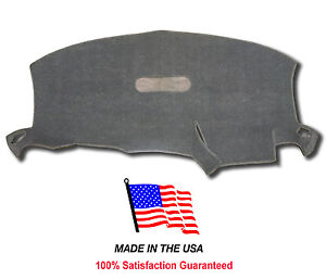 2001-2007 Dodge Caravan Gray Carpet Dash Cover Mat Pad (C)DO45.1-0 USA MADE