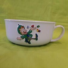 Vintage Lucky Charms Cereal Bowl Magically Delicious General Mills Rare