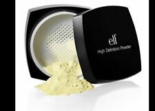 NEW ELF HIGH DEFINITION LOOSE POWDER CORRECTIVE YELLOW HD E.L.F.